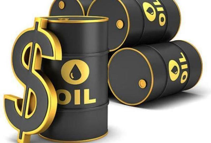 Oil prices rise on falling U.S. crude inventories